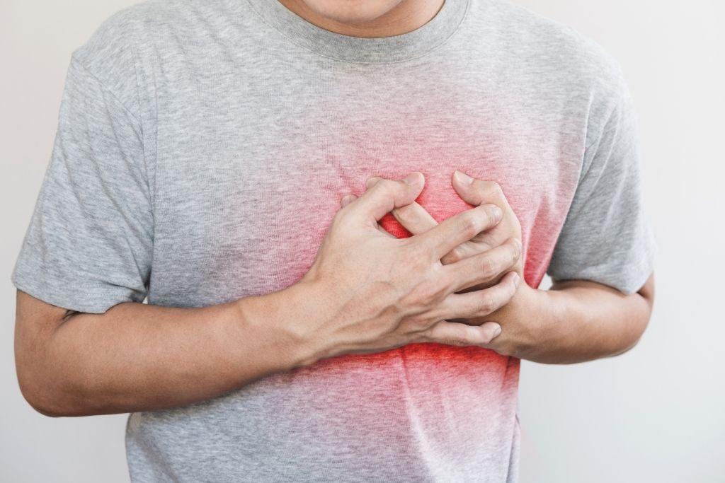 心臟疾病為糖尿病併發症之一