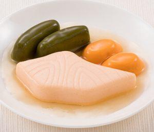EVER SMIL鮭魚和蔬菜1